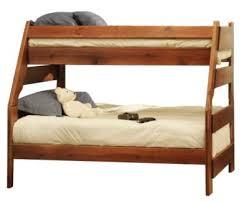Image Queen Better Homemakers Trend Wood Sedona High Sierra Twinfull Bunk Bed Homemakers Furniture