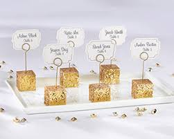 fall wedding place card holders. gold glitter placecard holders (set of 6) fall wedding place card