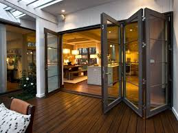 Bifold Patio Doors Folding Newport Beach Accordion Attractive ...
