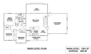 House Plans With Attached Garage U2013 VenidamiusFloor Plans With Garage