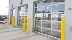 Commercial Garage Doors » Midland Garage Door