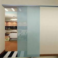 taiwan sliding door system with soft self closing soft self stopping mechanism for