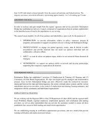 Executive Summary Executive Summary Redemption Bridge
