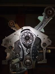 help ! ford explorer 2002 4 0 xlt ford explorer and ford ranger 2001 Ford Explorer Timing Chain Diagram the following picture shows the balanceshaft timing chain notice the metal tensioner spring under the plastic curved peice on the under side of the chain 2001 ford explorer 4.0 timing chain diagram