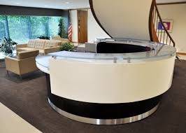 full size of desk round reception desk french style small with wheels monarch white kids
