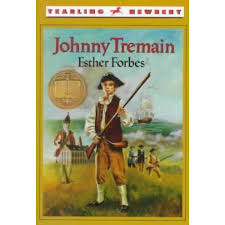 johnny tremain bedtime book review