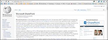 wikipedia article template the difference between sharepoint 2010 lists libraries and pages