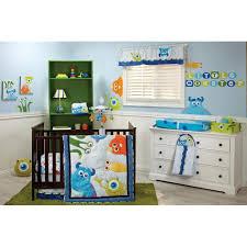 Monsters Inc Bedding Twin Giant Wall Decals Baby Shower Door Decal Monster  Crib Set Bedroom Inspired