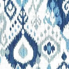 blue rug best navy curtains bedroom ideas on tan ikat living