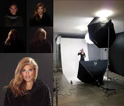 4 light set kickers for hair light looks so much better than hair light right behind the neck