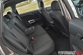2014 Holden Captiva 5 LT review (video)   PerformanceDrive