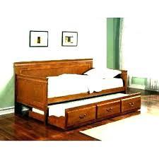 Twin Trundle Bed Frame Trundle Bed Frame Twin Extra Long Twin ...