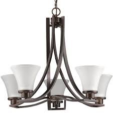 mia oil rubbed bronze chandelier glass shades 26 wx21 h