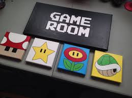 Game Room Wall Decor Xbox Wood Sign Control Issues Sign Playroom Wood Sign Game Room
