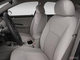 2008 chevrolet impala front seat