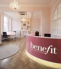 inspiring office design.  Design Benefit Cosmetics Inside Inspiring Office Design