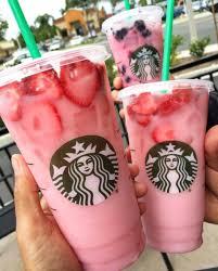 starbucks drinks secret menu. Perfect Starbucks Image Starbucks Pink People Really Love This Pink Drink From Starbucksu0027  Inside Starbucks Drinks Secret Menu