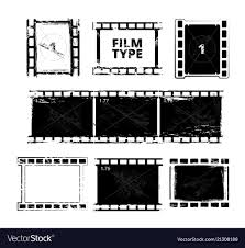Film Strip Template Pictures Isolate