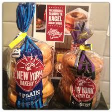 zabar s gift basket subscription nyc mitc sny new york bakery co bagels