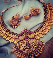 Temple Jewellery Gold Necklace Designs Stunning Temple Jewellery Pieces To Effortlessly Amp Up Your