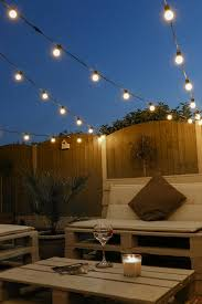 Outdoor Patio Lighting Options Festoon Lights Outdoor Garden Lighting Backyard Lighting