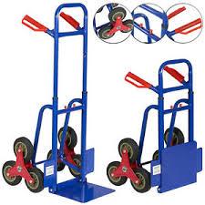 Sollte zum beispiel eine waschmaschine in das obere stockwerk. Profi Treppenkarre Stapelkarre Treppen Sackkarre Transportkarre Treppensteiger Ebay