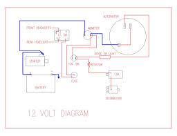 farmall cub wiring diagram nemetas aufgegabelt info 1954 Farmall Cub Wiring-Diagram at Farmall Cub Wiring Diagram 12 Volt
