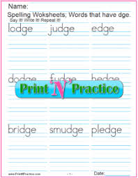 Phonics is a method of teaching kids to learn to read by helping them to match the sounds of letters, and groups of letters, to distinguish words. 44 Phonics Worksheets Practice Phonics Words Copywork