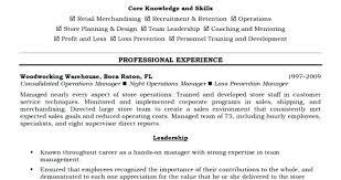 Loss Prevention Job Duties Loss Prevention Manager Job Description ...