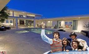 George Harrison's Immortalized Blue Jay Way House For Sale