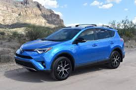 2017 Toyota RAV4 SE Hybrid Review: Is Fuel-Efficiency Enough?