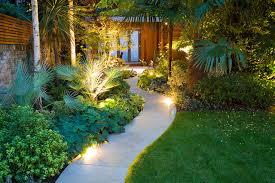 subtle lighting. asian landscape by the garden builders subtle lighting