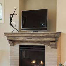 pearl mantels celeste 48 inch fireplace mantel shelf 497 48 10