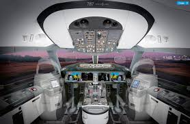 innovative 787 flight deck designed for efficiency comfort and figure 1