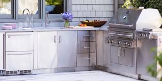 outdoor kitchen cabinets outdoor