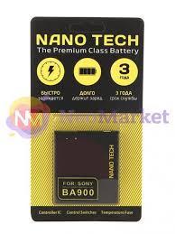 <b>Аккумулятор Nano Tech</b> (аналог BA-900) <b>1700mAh</b> для Sony ...