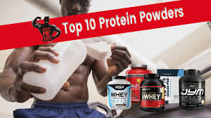 best protein powders the definitive must have list