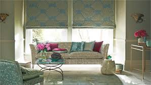 Wallpaper For Living Rooms Sanderson Designer Fabric And Wallpaper From Traditional To