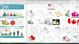 Using Google Drawings For Infographics Youtube