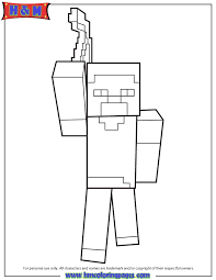25 Minecraft Coloring Pages Compilation Free Coloring Pages Part 3