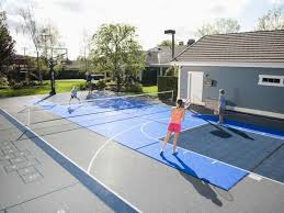Colorado  Tennis Court Repair And ResurfacingBackyard Tennis Court Cost