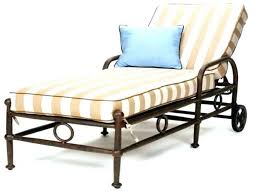 patio chaise lounge cushions chair with wheels double lounges outdoor chairs o pool delightful