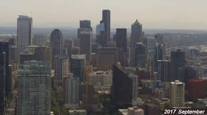 Seattle Cityscape Sunday Video Three Years Of Change In Seattles Skyline