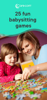 Fun Babysitting Ideas 25 Fun Babysitting Games To Play On The Job Care Com