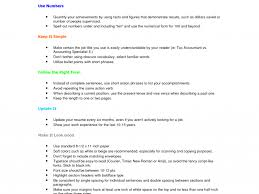 Contemporary Design How To Make A Good Resume How To Make A Good