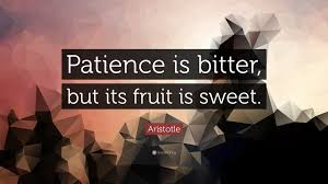 on patience essay on patience