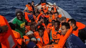 Image result for migrant boats channel