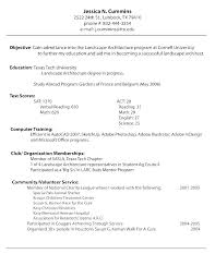 Part Time Jobs For High Schoolers Work Resume For High School Student Wikirian Com