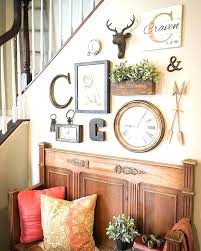 best app for home design ideas wall collage decor on family clock clocks wooden surrounding by