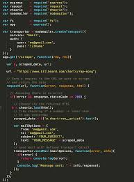 Solved 1 I Created A Node File That Will Scrape The Provi